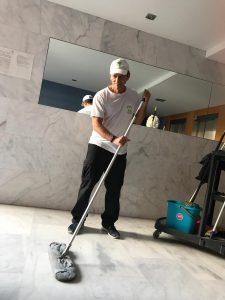 Limpieza y conserjería comunidades de vecinos