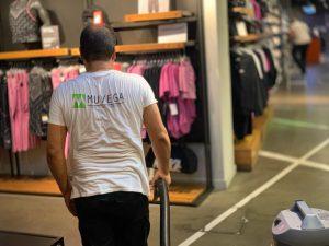 Limpieza de tiendas